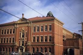 Evans School NW Corner